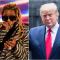 Lil Wayne Donald Trump Kodak Black Split
