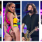 Prince Harry, Jennifer Lopez, Selena Gomez and Foo Fighters at VAX Live event