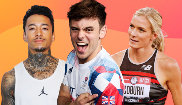 Top 50 Olympians You Need to Know