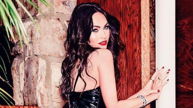 Megan Fox Sizzles In Latest Lingerie Ad