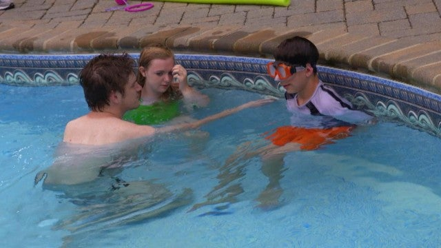 Bo burnham exclusive interviews pictures more - The last picture show swimming pool scene ...