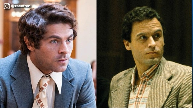 Zach Efron's Chilling Transformation Into Ted Bundy