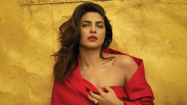 Priyanka Chopra for Vogue