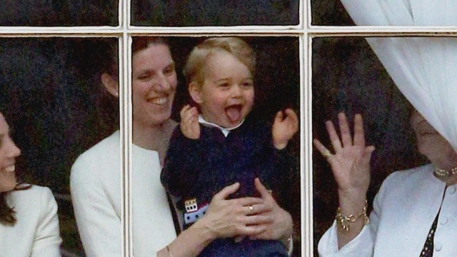 Prince George and Princess Charlottes cutest moments