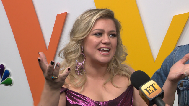 Kelly Clarkson Compares Meeting Cher to Meeting Meryl Streep! (Exclulsive)