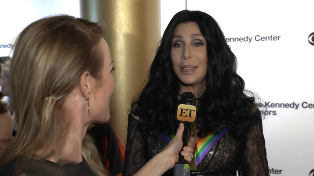 Cher Hilariously Jokes Her Latest Accolade Feels Like an Award 'Meryl Wins' (Exclusive)