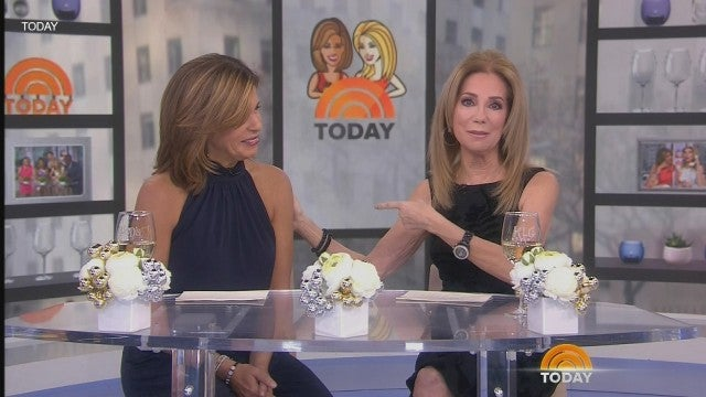 Watch Kathie Lee Gifford Tear Up as She Announces Exit From 'Today'