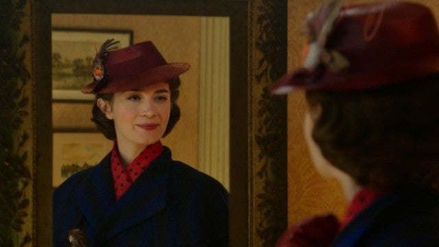 'Mary Poppins Returns': See Inside Disney's Costume Exhibit
