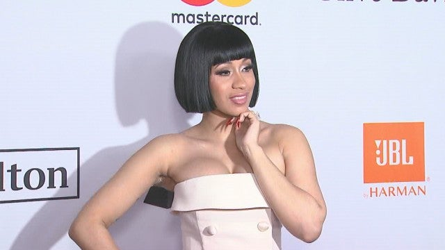 GRAMMYs 2019: Cardi B Nominated For Best Rap Album