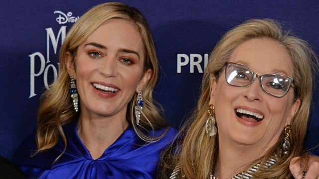 Meryl Streep and Emily Blunt's Devilish Reunion