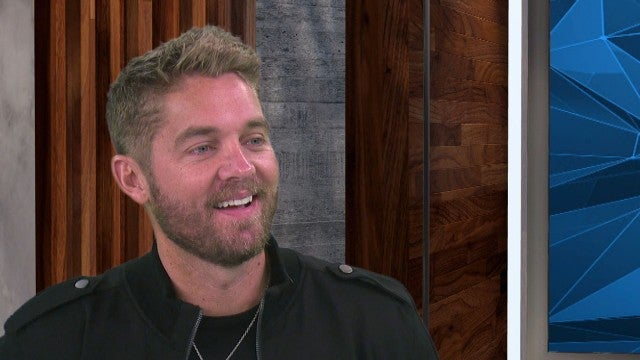 Brett Young Admits He Couldn't Stop Crying During Wedding Serenade To His Wife
