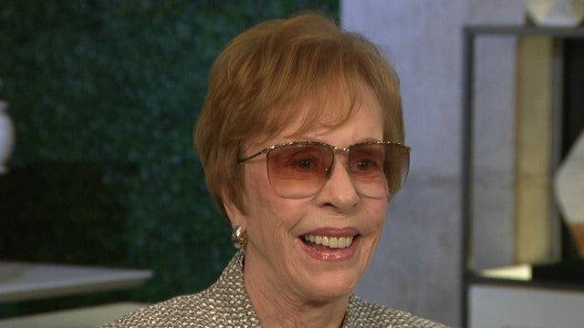 Carol Burnett Is First Recipient of Golden Globes TV Lifetime Achievement Award