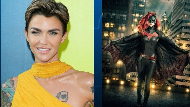 Ruby Rose's Batwoman Makes Her TV Debut