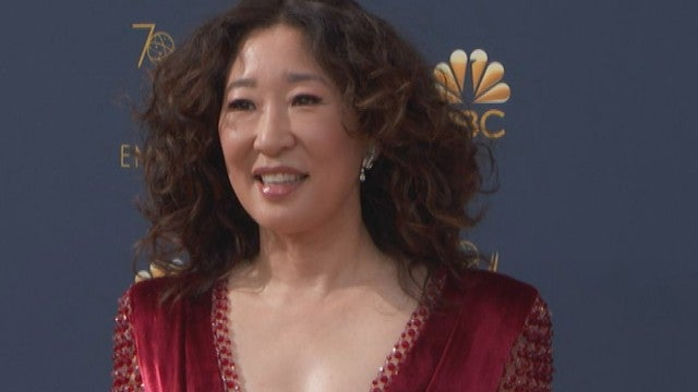 Sandra Oh and Andy Samberg Are the 2019 Golden Globe Awards Co-Hosts