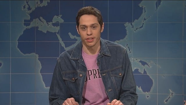 Pete Davidson Makes Brief 'SNL' Appearance After Troubling Instagram Post