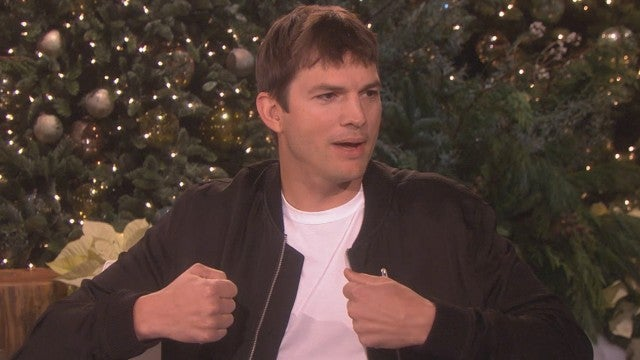 Ellen DeGeneres Jokingly Shames Ashton Kutcher's 2-Year-Old Son!