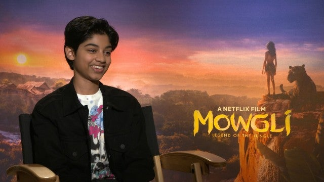 'Mowgli' Star Rohan Chand Stayed at a Wolf Sanctuary to Prepare for Role (Exclusive)