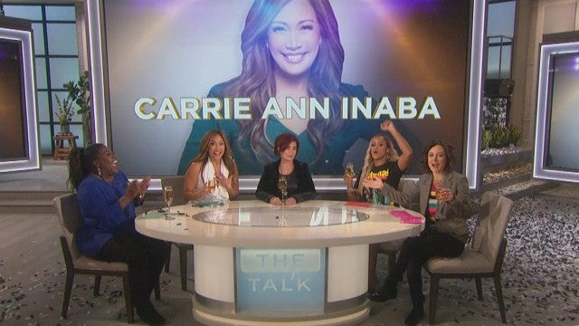 Carrie Ann Inaba joins The Talk