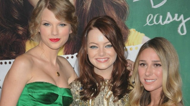 Taylor Swift's Star-Studded New Year's Eve