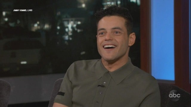 Watch Rami Malek React to Nicole Kidman's Golden Globes Snub