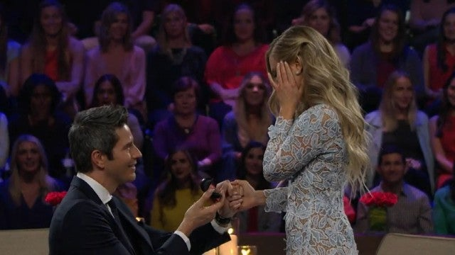 'Bachelor' Arie Luyendyk Jr. Marries Lauren Burnham!