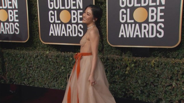 Secrets Behind the Star's Golden Globes Red Carpet Looks