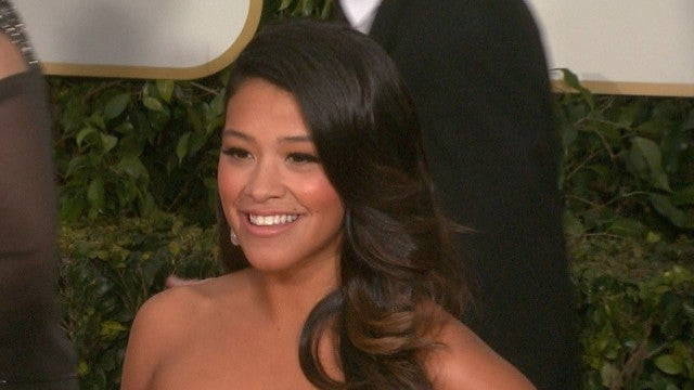Gina Rodriguez Gets Emotional Over 'Anti-Black' Criticism