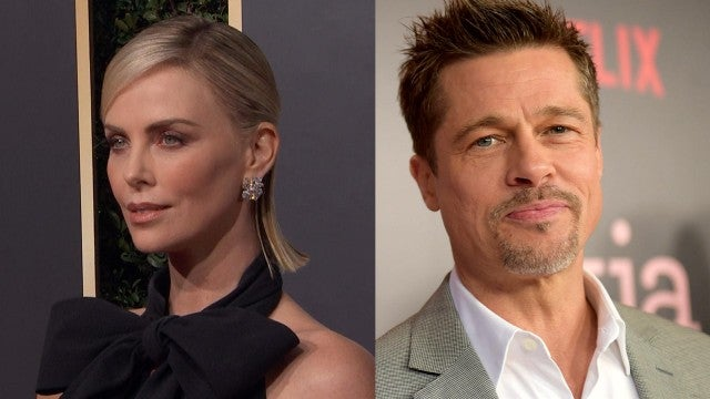 Brad Pitt 'Just Friends' With Charlize Theron Despite Dating Rumors (Exclusive)
