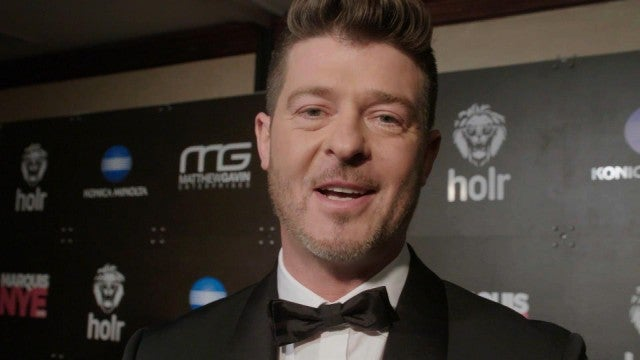 'The Masked Singer': Robin Thicke on Why He Signed on as a Panelist (Exclusive)