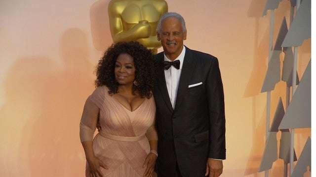 Oprah Winfrey Reveals the Time She Planned a Sexy Surprise for Stedman Graham