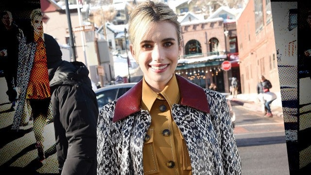 Emma Roberts' Sundance Fashion Is the Cute and Cozy Winter Fashion Inspiration We Needed!