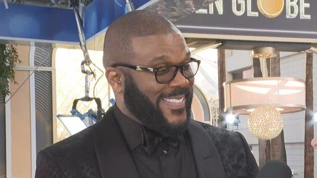 Tyler Perry at the 2019 Golden Globes