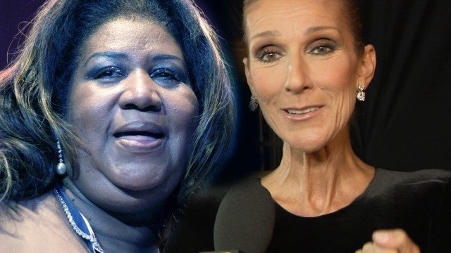 Celine Dion Shares the Lesson She Learned From Aretha Franklin (Exclusive)