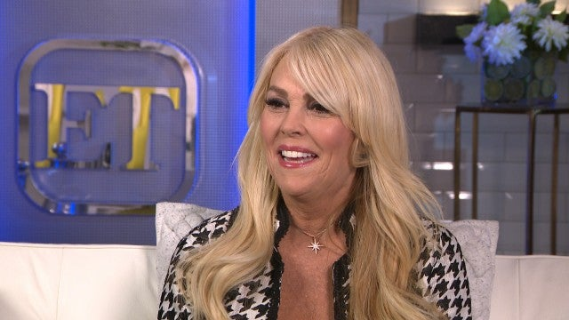 'Celebrity Big Brother': Dina Lohan (FULL INTERVIEW)