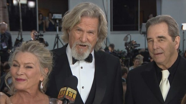 Golden Globes 2019: Jeff Bridges Reflects on Biggest Accomplishment (Exclusive)