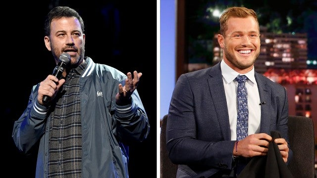 Jimmy Kimmel Doesn't Think 'Bachelor' Colton Underwood Is a Virgin