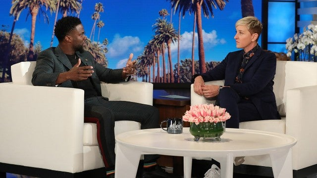 Ellen DeGeneres Wants Kevin Hart to Return as Oscars Host