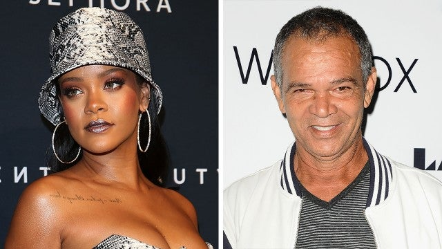 Rihanna Sues Her Father Ronald Over Fenty Name