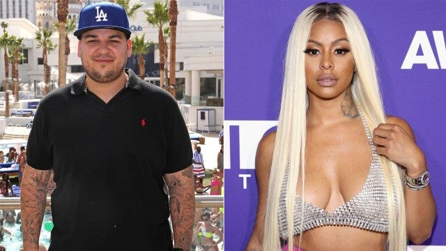 Rob Kardashian Hangs With New Crush Alexis Skyy After Her Alleged Blac Chyna Fight
