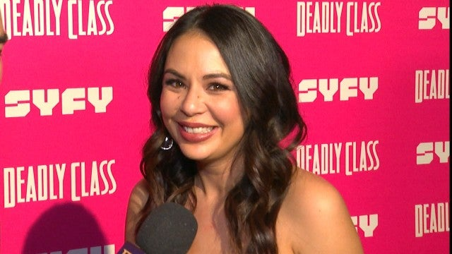 Janel Parrish Praises 'PLL' Co-Star Shay Mitchell for Opening Up About Miscarriage (Exclusive)