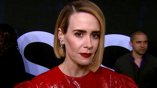 Sarah Paulson Reveals Two Iconic Actresses She Would Add to 'Oceans 9' (Exclusive)