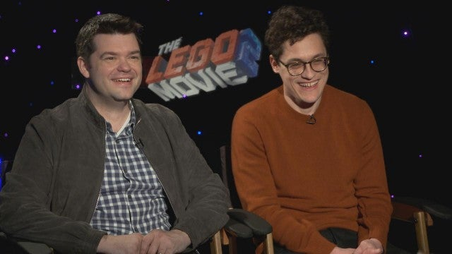 Phil Lord and Chris Miller on the 'Spider-Verse' Sequel