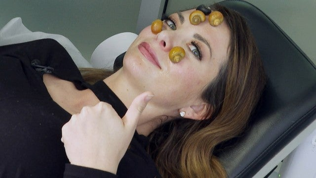 Snail Facials: Is This the Next Big Celebrity Beauty Trend?