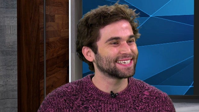 'Grey's Antomy's Jake Borelli Reveals the Scene That Had Him in Real-Life Tears