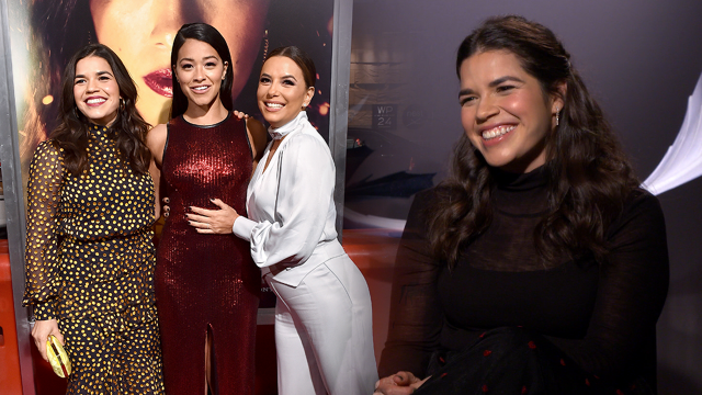 America Ferrera on How Her Girl Tribe Is Her 'Saving Grace' as a New Mom