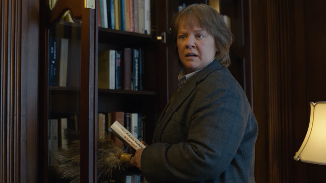 Deleted Scene: More From Melissa McCarthy's Oscar-Nominated Performance