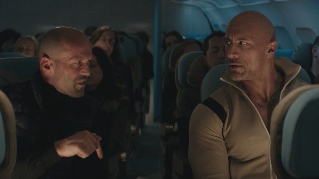 'Fast & Furious Presents: Hobbs & Shaw' Gets Its First Trailer!