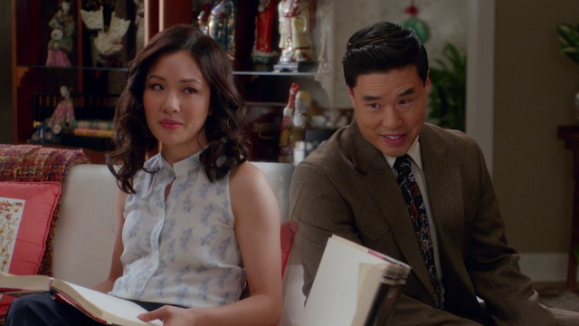 'Fresh Off the Boat': Louis Wants to Spice Up Valentine's Day