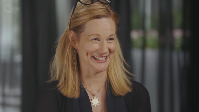 Laura Linney Discovers the Shocking Reason Why Her Ancestors Came to America