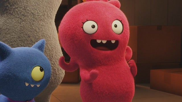Kelly Clarkson, Blake Shelton and More Stars Bring 'Ugly Dolls' to Life! Watch the Trailer